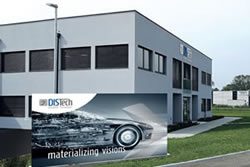 DISTech Firmengebäude